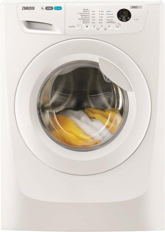 Zanussi ZWF81463W - Wasmachine