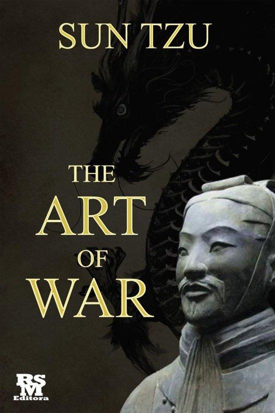 Boek cover The Art of War van Sun Tzu (Onbekend)