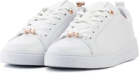 GielliWit 37 Baker Maat Vrouwen Sneakers Ted u13lFJcTK