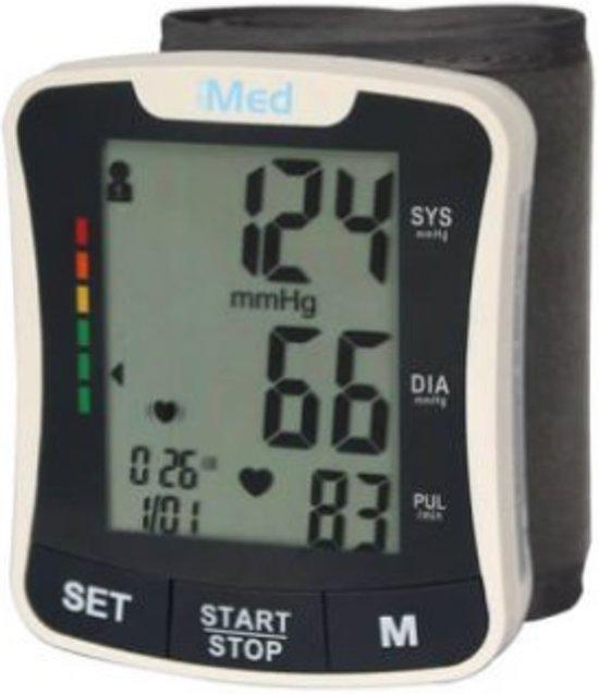 Pols Bloeddrukmeter - Comfort - Bloeddrukmeter - DD-34290