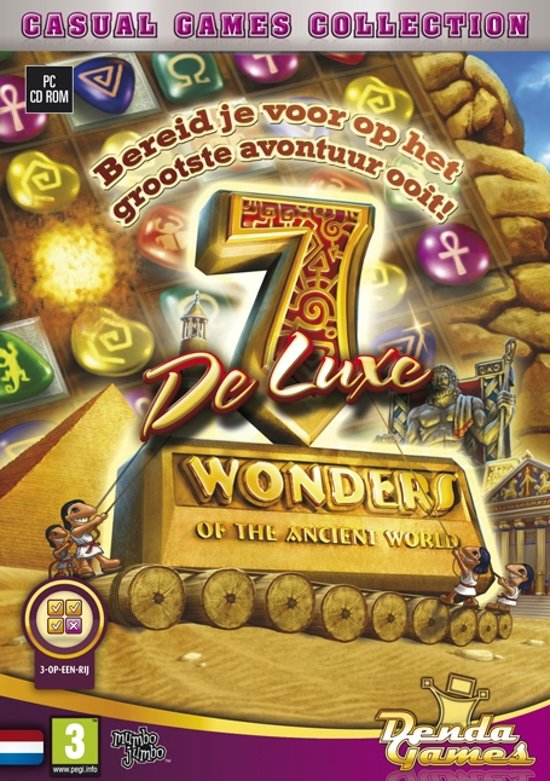 7 Wonders of the Ancient World Deluxe - Windows