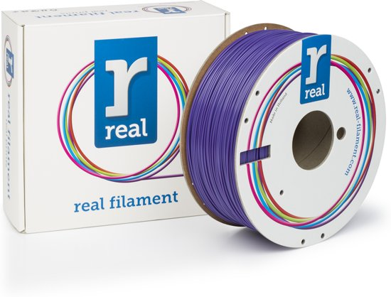REAL Filament ABS paars 1.75mm (1kg)