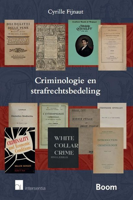Criminologie en strafrechtsbedeling