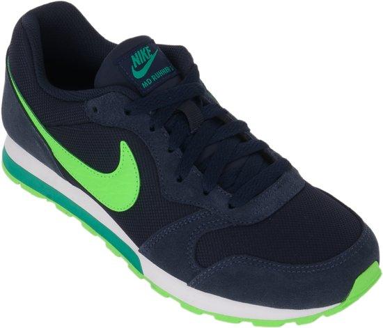 Nike - Coureur Md 2yrs Formateurs - Unisexe - Chaussures De Sport - Noir - 40 xJ0QkNcEM