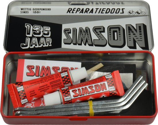 Simson Banden Reparatieset 18-delig