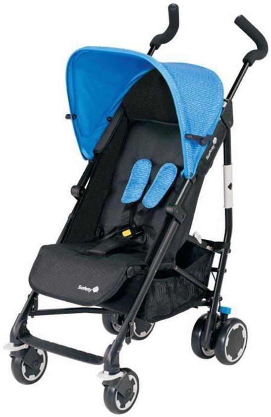 Safety 1st Compa City Buggy - Pop Blue (incl. kap & mandje)