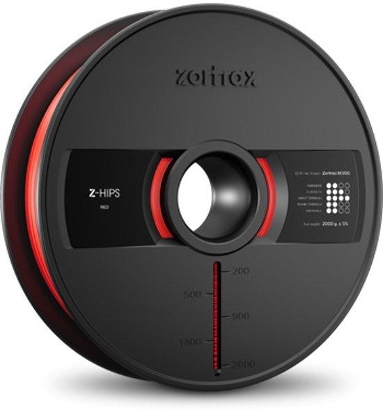 Zortrax Z-Hips Red 2kg M300