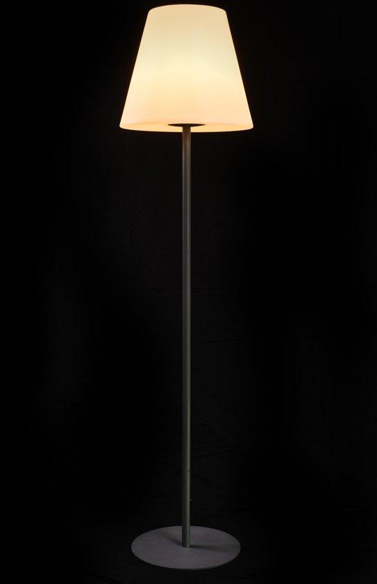 bol.com   CBD moonlight staande lamp groot voor buiten - 142cm - 5m ...