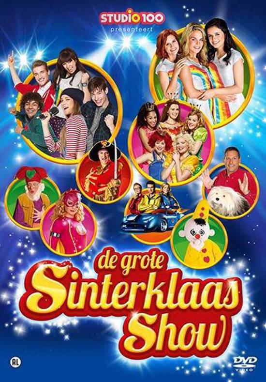 De Grote Sinterklaasshow (2015)