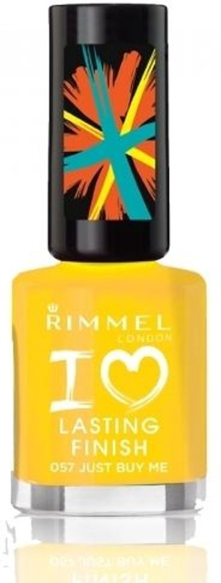Rimmel London I Love Lasting Finish Nagellak - 057 Just Buy Me