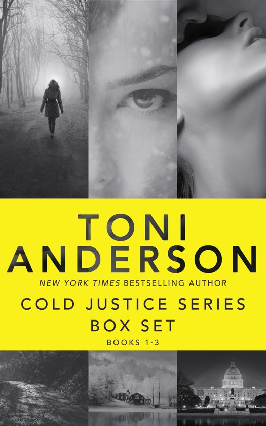 Cold Justice Series Box Set: Volume I