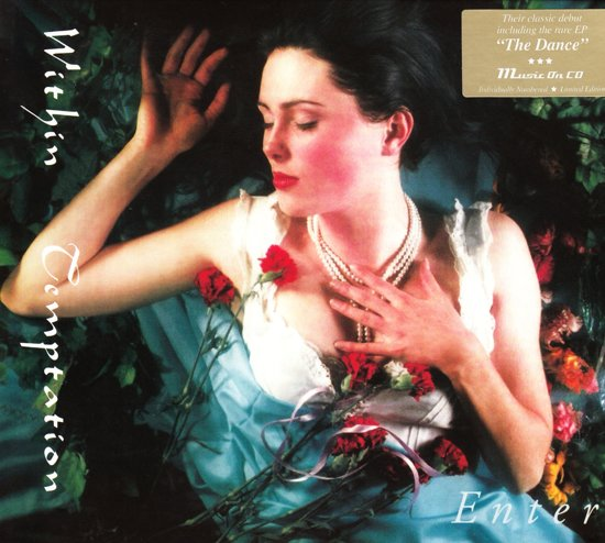 CD cover van Enter & The Dance van Within Temptation