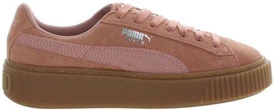 Puma Select Suede Platform | Gympen vrouwen, Suède schoenen