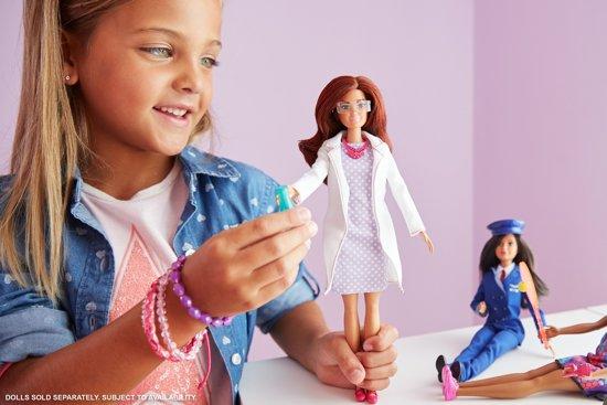 Barbie Wetenschapper
