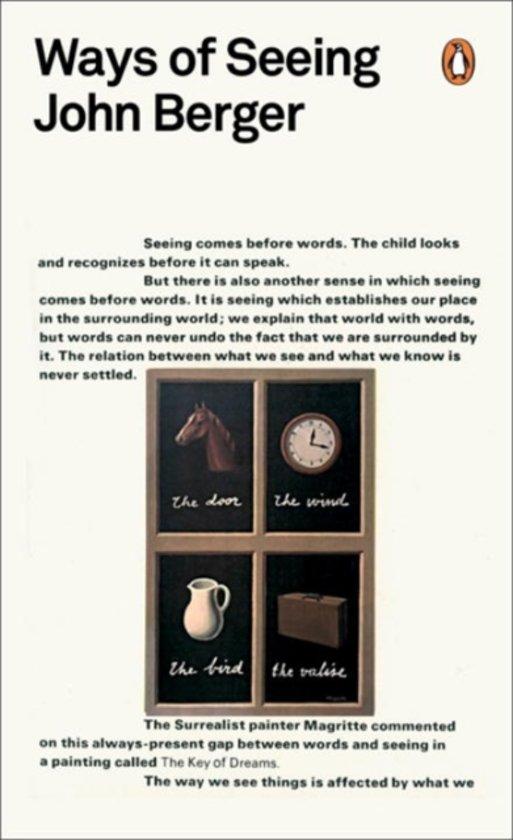 Boek cover Ways of Seeing van John Berger (Voordeeleditie)
