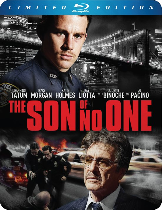Cover van de film 'Son Of No One'