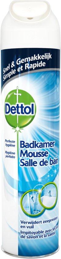 Dettol Perfecte Hygiëne Badkamer Mousse - 600 ml