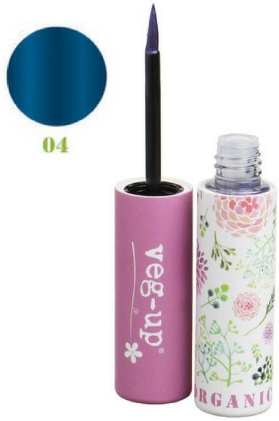 Veg Up Liquid Eye Pencil Blue