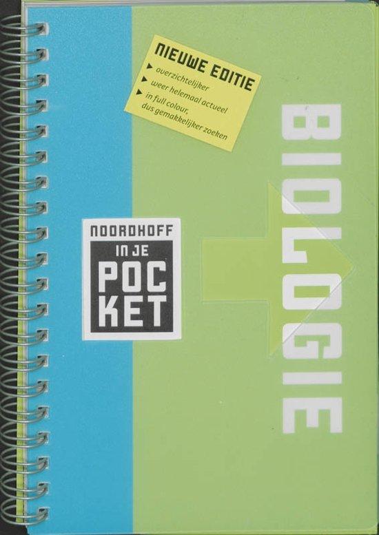Noordhoff Biologie in je pocket - Jan Theo Boer