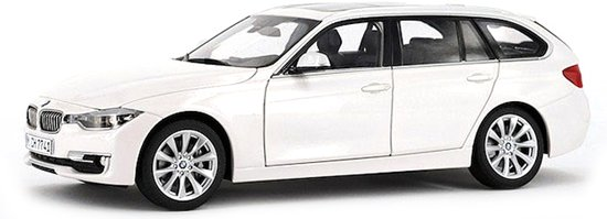 Bol Com Bmw 3 Serie Touring F31 2012 Wit 1 18 Paragon Models