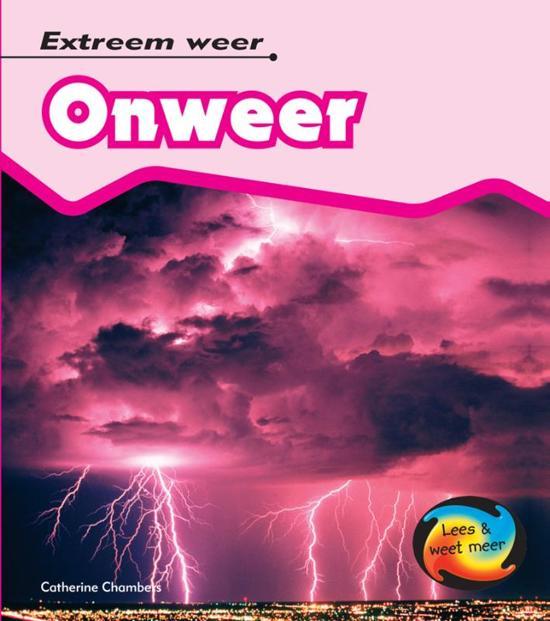 Extreem weer - Onweer