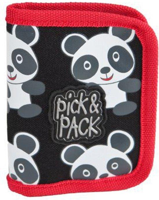 Pick & Pack Wallet Panda
