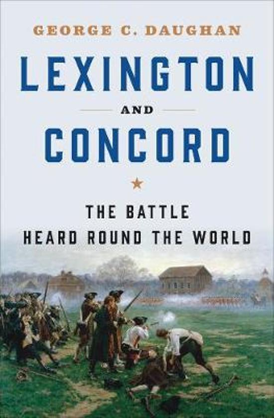 account of the battles of lexington and concord