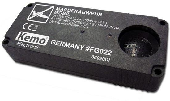 Kemo Mobiele marterbescherming FG022