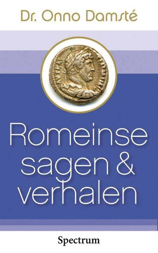 Cover van het boek 'Romeinse sagen en verhalen'