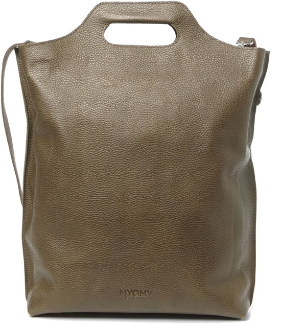 MYOMY Carry Rambler Taupe – Shopper – Bruin