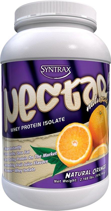 Syntrax Nectar Naturals - 1140 gram - Orange