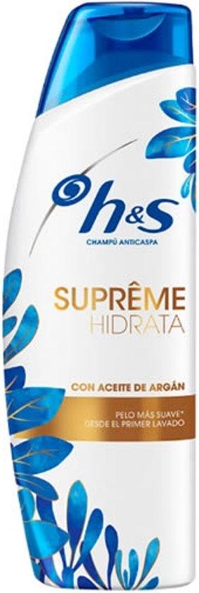 MULTI BUNDEL 4 stuks H&S Supreme Hidrata Shampoo 300ml