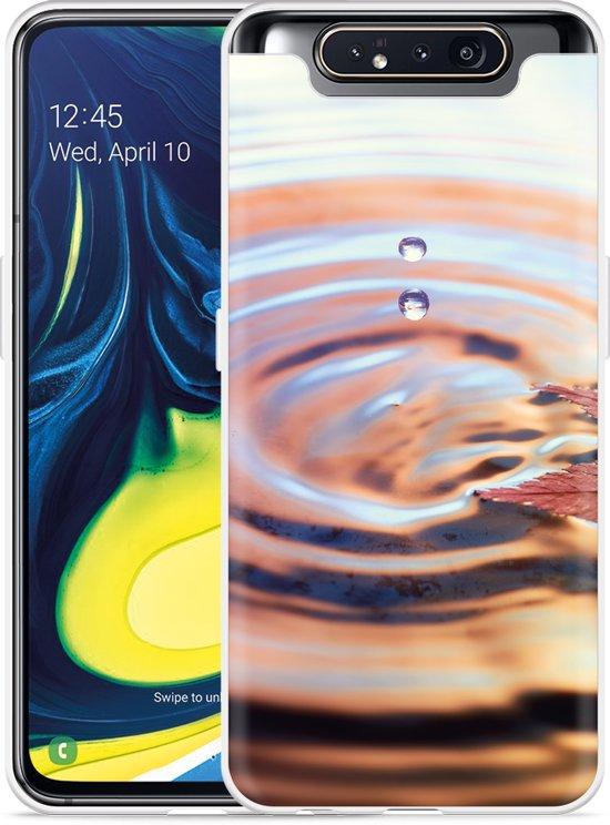 Galaxy A80 Hoesje Ripple