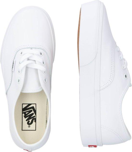Vans Sneakers Laag Authentic Platform 2.0 Wit-7,5 (41)