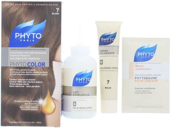 Phyto Phytocolor Haarkleuring - 7 Blond