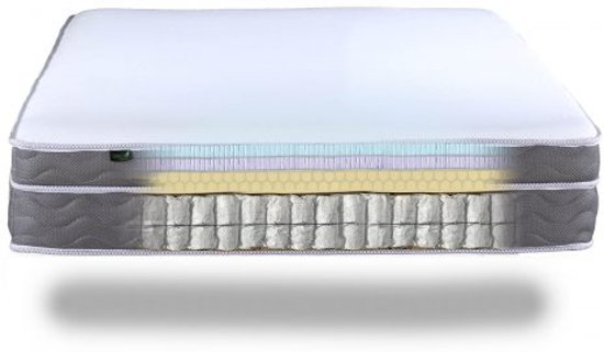 Larson Oslo - Matras - 90x200 cm - Medium