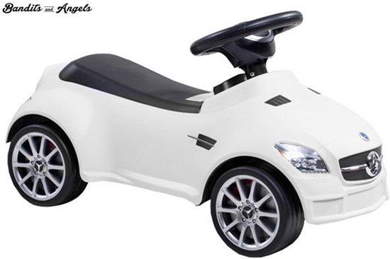 Bol Com Loopauto Mercedes Benz Slk 55 Amg Wit Bandits Angels