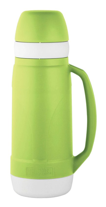 4c190dca19f bol.com | Thermos Isoleerfles - Action - 1 Liter - Lime