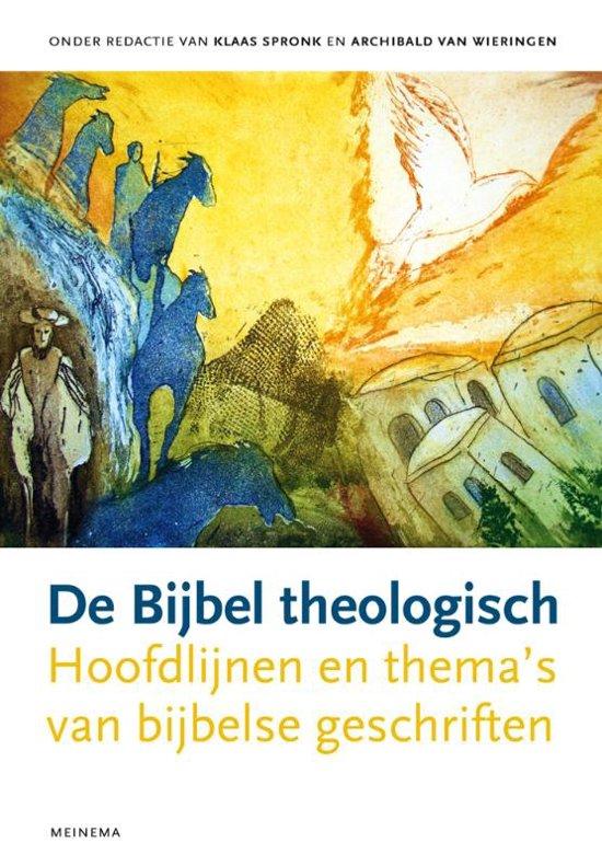 De Bijbel theologisch
