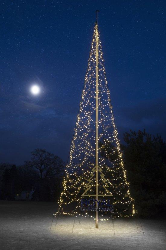 bol.com | Fairybell Vlaggenmast Kerstboomverlichting - Lengte 1000 ...