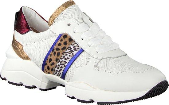 Dames 28577 40 Sneakers Wit Maripe Maat 4xwT4q