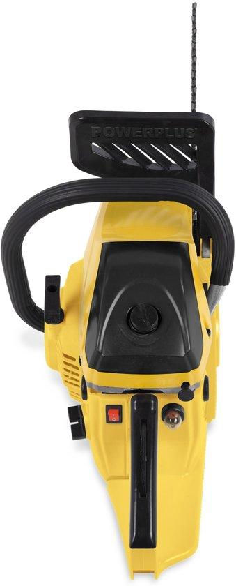 Powerplus POWXG1023 Benzine kettingzaag 50cc | Motorzaag