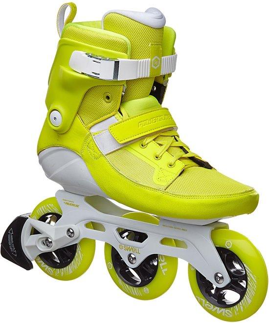 86516ae92d7 bol.com | Powerslide Inline Skates Swell Unisex Lime Maat 47