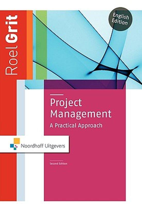 Boek cover Project Management van R. Grit (Paperback)