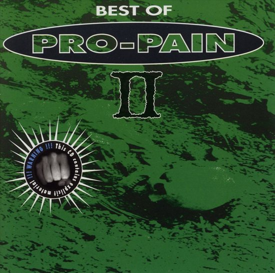 Best of Pro-Pain, Vol. 2