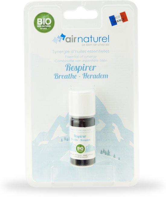 AIR NATUREL Essentiële Bio-olie - Breathe