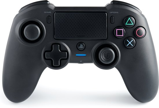 Nacon Official Licensed Wireless Playstation 4 Controller - PS4 - Zwart