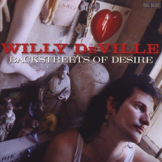 Backstreet Of Desire
