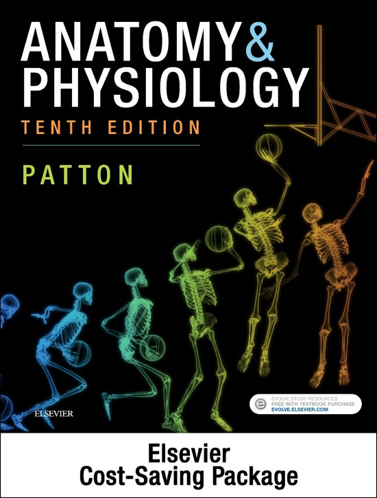 bol.com | Anatomy & Physiology - Binder-Ready (includes A&P Online ...