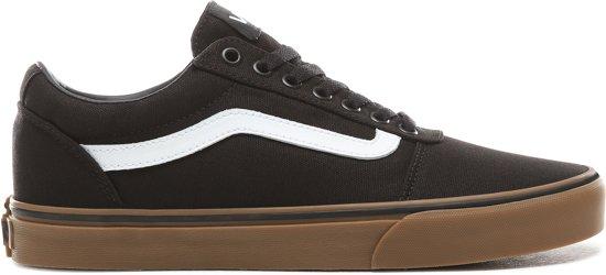 gum Ward Black Vans Heren 42 Sneakers Maat 5 canvas 86gZqd